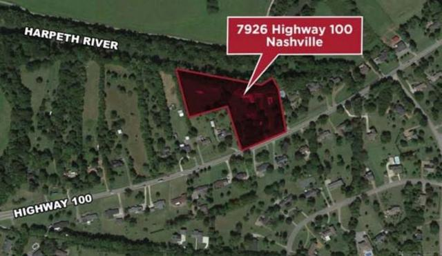 7926 Highway 100, Nashville, TN 37221 (MLS #1882638) :: Maples Realty and Auction Co.