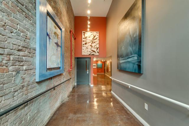 231 N 5Th Ave N  #403 #403, Nashville, TN 37219 (MLS #1882703) :: Nashville's Home Hunters