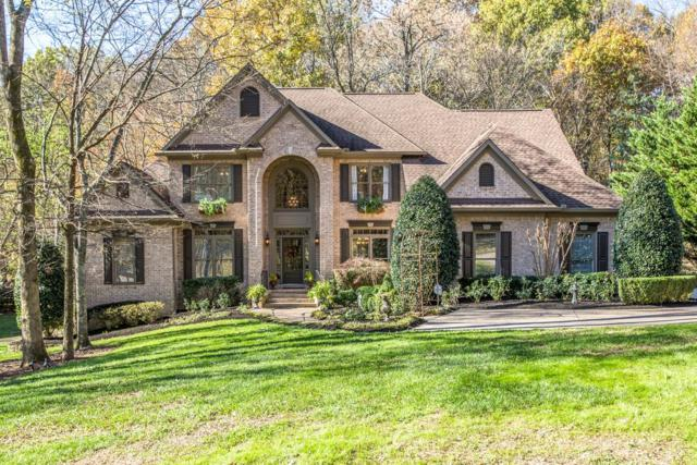 1101 Arbor Run Pl, Brentwood, TN 37027 (MLS #1882901) :: RE/MAX Choice Properties