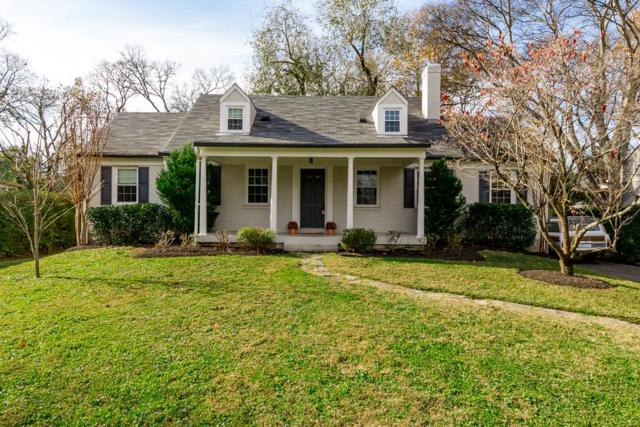 3507 Woodmont Ln, Nashville, TN 37215 (MLS #1883023) :: Ashley Claire Real Estate - Benchmark Realty