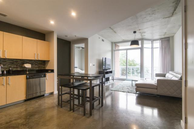 600 12th Ave S. #310 #310, Nashville, TN 37203 (MLS #1883100) :: CityLiving Group