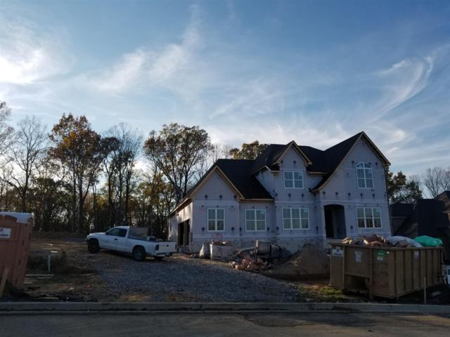 2668 Benington  Lot 1003, Nolensville, TN 37135 (MLS #1883589) :: Ashley Claire Real Estate - Benchmark Realty
