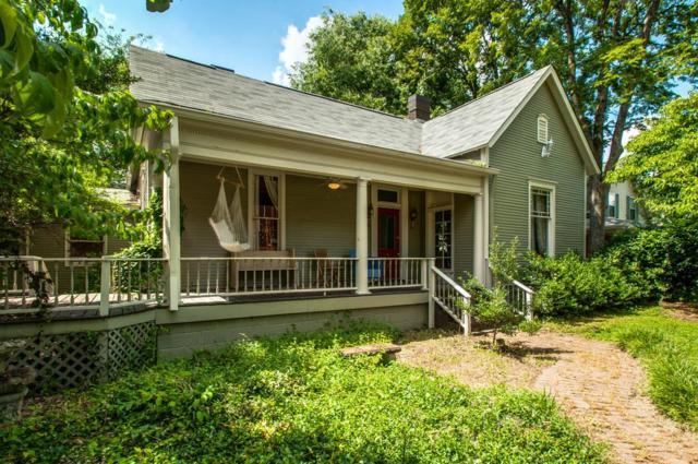 4803 Elkins Ave, Nashville, TN 37209 (MLS #1883663) :: Felts Partners