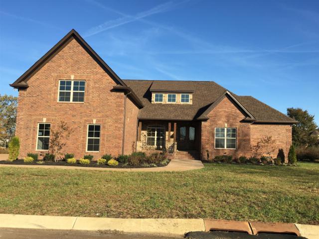 828 Harrisburg Lane, Mount Juliet, TN 37122 (MLS #1883923) :: Berkshire Hathaway HomeServices Woodmont Realty