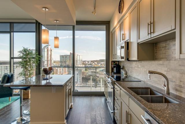 1212 Laurel Street  #1111 #1111, Nashville, TN 37203 (MLS #1884214) :: CityLiving Group