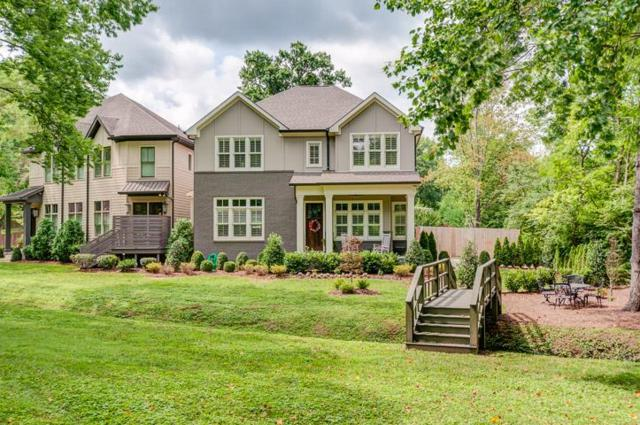 2801 Valley Rd, Nashville, TN 37215 (MLS #1884271) :: The Milam Group at Fridrich & Clark Realty
