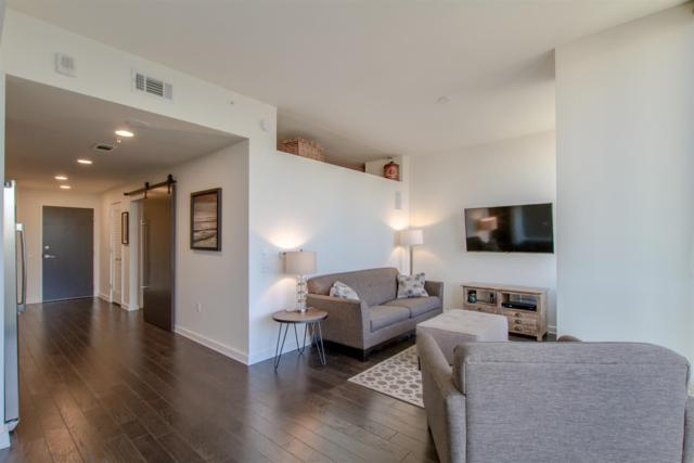 1212 Laurel St. #1810 #1810, Nashville, TN 37203 (MLS #1884451) :: CityLiving Group