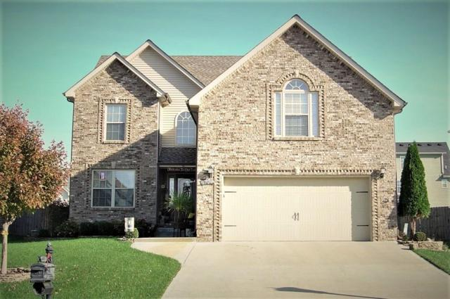 3727 Tradewinds Ter, Clarksville, TN 37040 (MLS #1884601) :: Berkshire Hathaway HomeServices Woodmont Realty