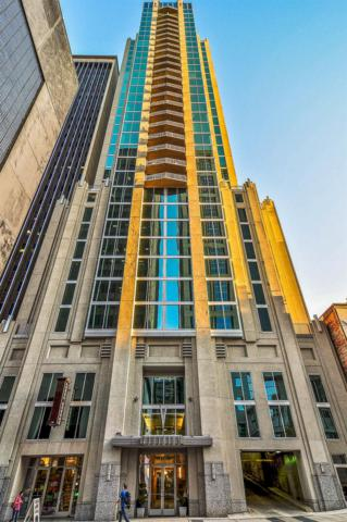 415 Church Street #1707 #1707, Nashville, TN 37219 (MLS #1885441) :: KW Armstrong Real Estate Group