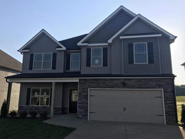449 Reserve At Oakland, Clarksville, TN 37040 (MLS #1885456) :: Team Wilson Real Estate Partners