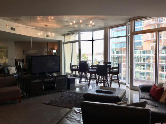 600 12Th Ave S Apt 824 #824, Nashville, TN 37203 (MLS #1885559) :: KW Armstrong Real Estate Group