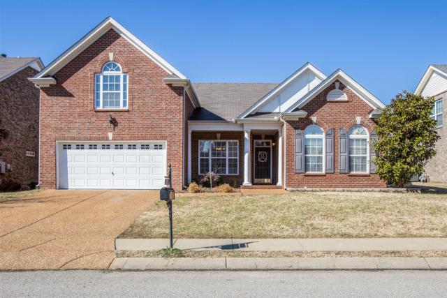 1008 Tanyard Springs Dr, Spring Hill, TN 37174 (MLS #1885682) :: NashvilleOnTheMove | Benchmark Realty