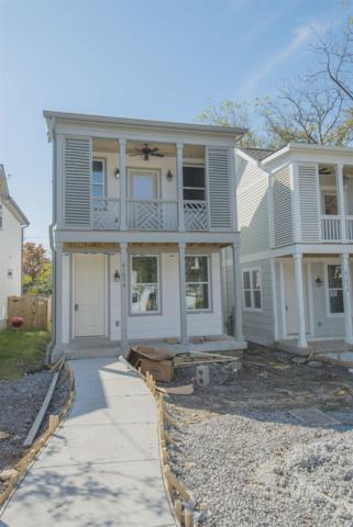 6105 A Louisiana Ave, Nashville, TN 37209 (MLS #1885765) :: The Kelton Group