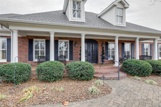 9430 Weatherly Dr, Brentwood, TN 37027 (MLS #1886128) :: FYKES Realty Group