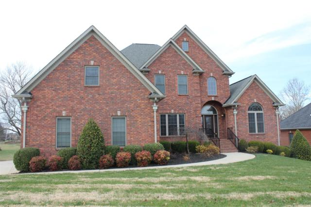 310 Gray Hawk Trl, Clarksville, TN 37043 (MLS #1886250) :: The Kelton Group