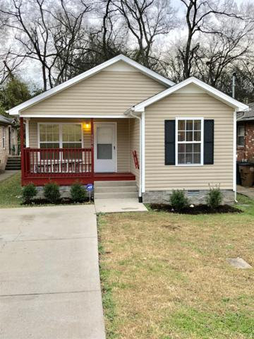 1105 Cecilia Ave, Nashville, TN 37208 (MLS #1886373) :: Berkshire Hathaway HomeServices Woodmont Realty