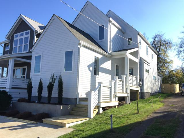 1016 -A Maynor St, Nashville, TN 37216 (MLS #1886443) :: Felts Partners