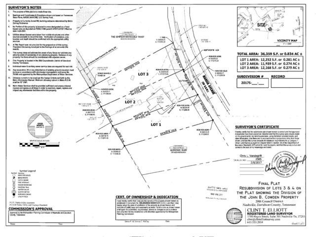 227 Marcia Ave, Nashville, TN 37209 (MLS #1886714) :: FYKES Realty Group