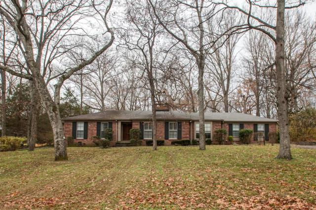 613 Brook Hollow Road, Nashville, TN 37205 (MLS #1886974) :: Felts Partners