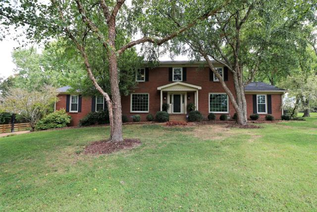 1612 Gordon Petty Dr, Brentwood, TN 37027 (MLS #1887192) :: Berkshire Hathaway HomeServices Woodmont Realty