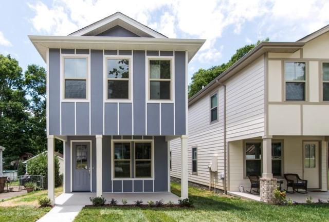 713 Park St, Nashville, TN 37209 (MLS #1887291) :: Felts Partners