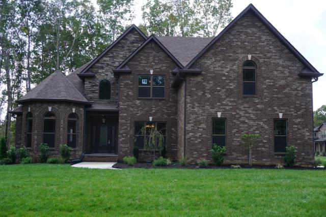 86 Reda Estate Lot 86, Clarksville, TN 37042 (MLS #1887323) :: The Milam Group at Fridrich & Clark Realty