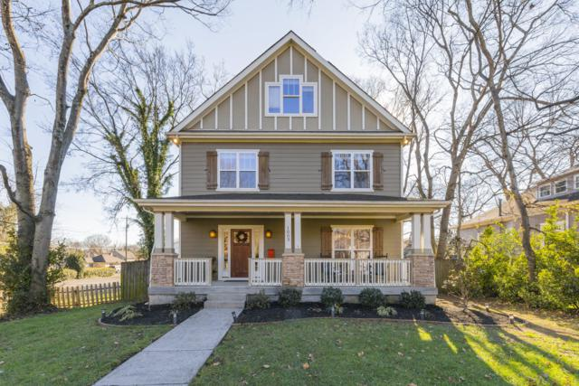 1003 Montrose Ave, Nashville, TN 37204 (MLS #1887399) :: The Kelton Group