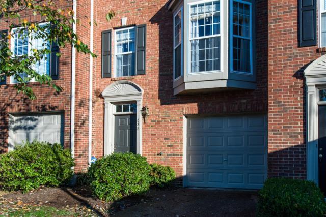 686 Huffine Manor Cir, Franklin, TN 37067 (MLS #1887445) :: The Kelton Group