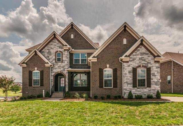 1501 Underwood Drive, Lot 23, Nolensville, TN 37135 (MLS #1887537) :: Berkshire Hathaway HomeServices Woodmont Realty