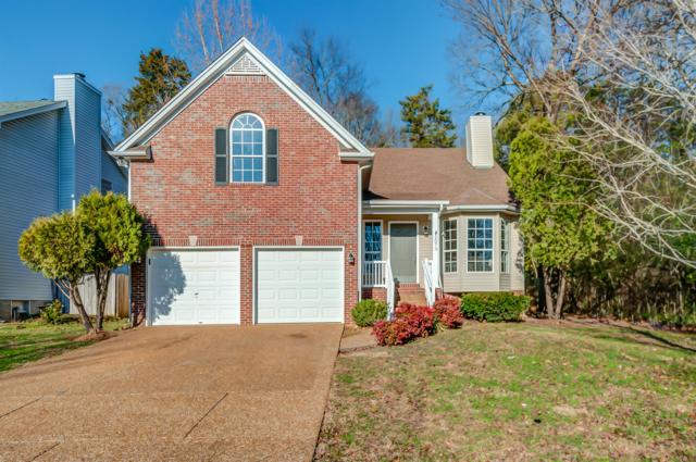 2073 Upland Dr, Franklin, TN 37067 (MLS #1887713) :: The Kelton Group