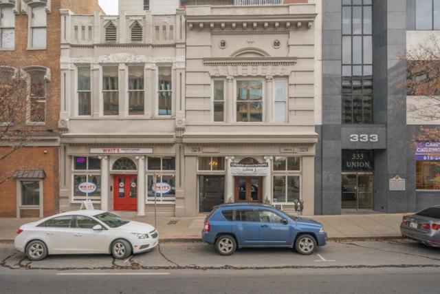 329 Union St, Nashville, TN 37201 (MLS #1887718) :: The Kelton Group