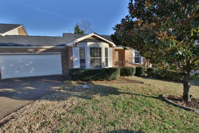 1612 Rosewood Dr, Brentwood, TN 37027 (MLS #1887720) :: The Kelton Group