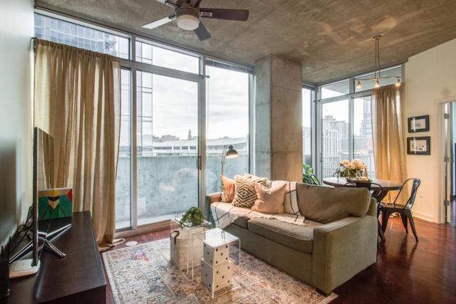 301 Demonbreun St Unit 703, Nashville, TN 37201 (MLS #1887726) :: Berkshire Hathaway HomeServices Woodmont Realty