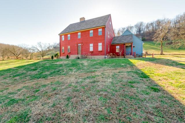1658 Parchcorn Hollow Rd, Woodbury, TN 37190 (MLS #1887793) :: EXIT Realty Bob Lamb & Associates