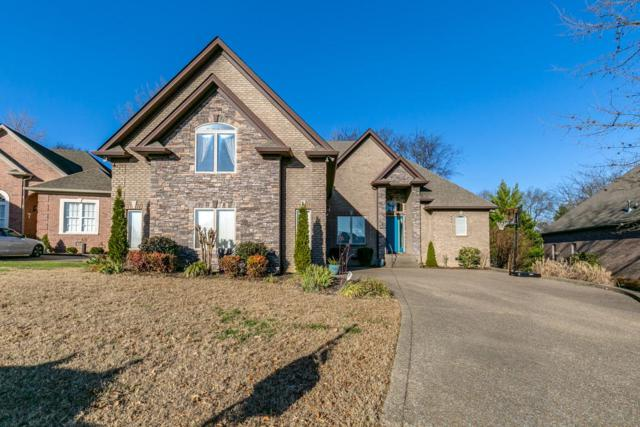 132 Stonebrook Ln, Hendersonville, TN 37075 (MLS #1887810) :: The Milam Group at Fridrich & Clark Realty