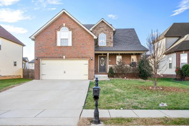 3730 Tradewinds Ter, Clarksville, TN 37040 (MLS #1887861) :: Berkshire Hathaway HomeServices Woodmont Realty