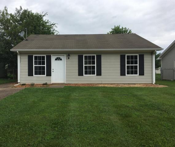 1040 Shadow Ridge Avenue, Oak Grove, KY 42262 (MLS #1887982) :: EXIT Realty Bob Lamb & Associates