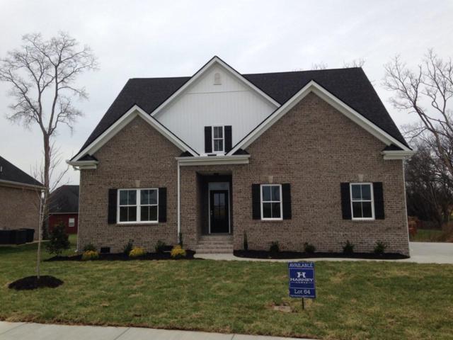 2440 Sewanee Place- Lot 64, Murfreesboro, TN 37128 (MLS #1888011) :: REMAX Elite