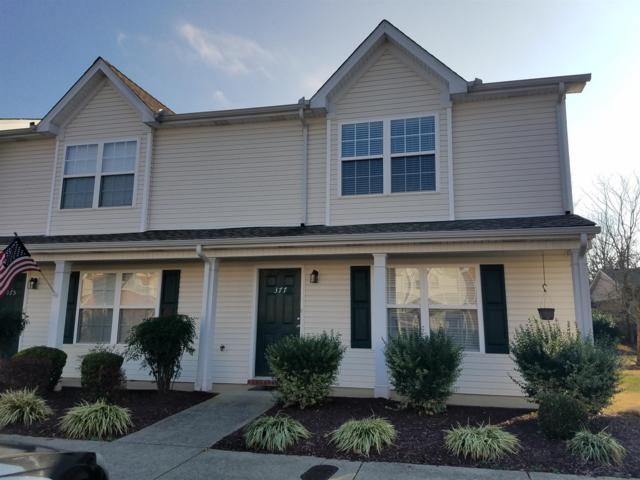 377 Shoshone Pl, Murfreesboro, TN 37128 (MLS #1888061) :: REMAX Elite