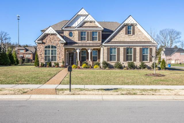 713 Alameda Avenue, Nolensville, TN 37135 (MLS #1888202) :: DeSelms Real Estate