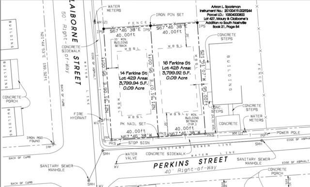 14 Perkins, Nashville, TN 37210 (MLS #1888268) :: Berkshire Hathaway HomeServices Woodmont Realty