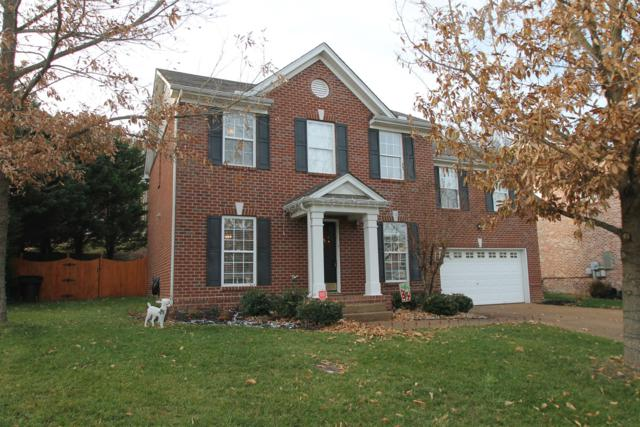 1109 Olde Cameron Lane, Franklin, TN 37067 (MLS #1888376) :: The Milam Group at Fridrich & Clark Realty