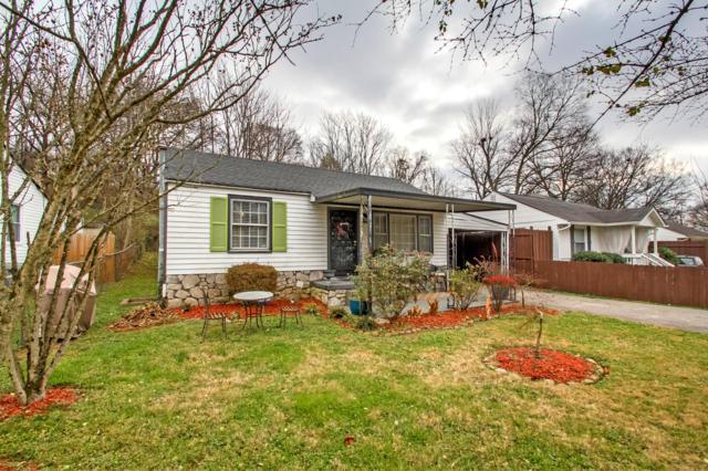509 Village Ct, Nashville, TN 37206 (MLS #1888427) :: Felts Partners