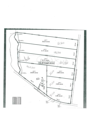 0 Deberry Road (Lot #3), Morrison, TN 37357 (MLS #1888787) :: Berkshire Hathaway HomeServices Woodmont Realty