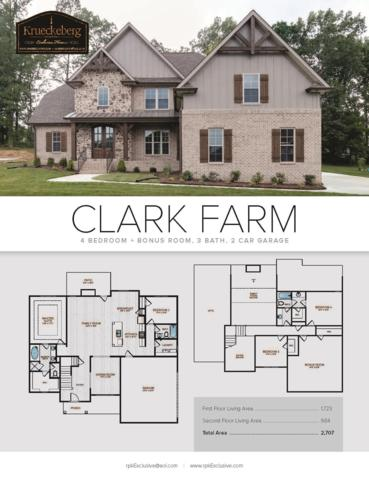 7 Whitewood Farm, Clarksville, TN 37043 (MLS #1889256) :: Ashley Claire Real Estate - Benchmark Realty