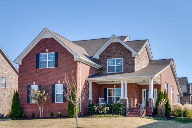 1014 Via Francesco Way, Spring Hill, TN 37174 (MLS #1889446) :: KW Armstrong Real Estate Group