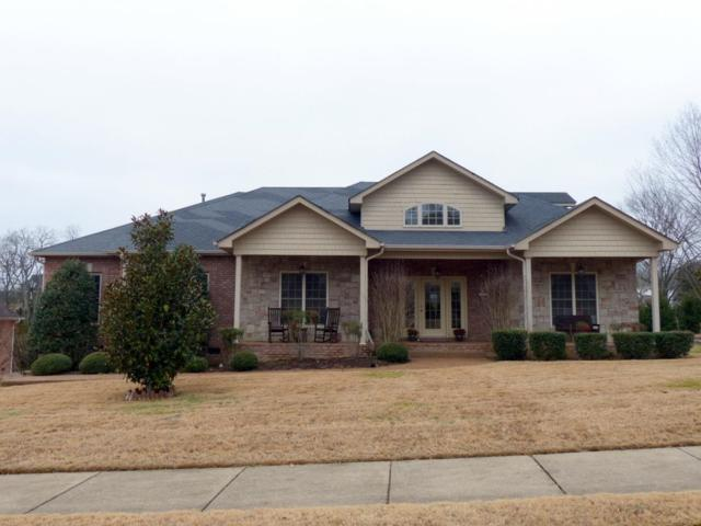 1007 Del Ray Trl, Hendersonville, TN 37075 (MLS #1889485) :: CityLiving Group