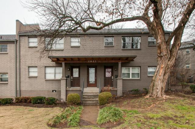 2831 Hillside Dr Apt H2 H2, Nashville, TN 37212 (MLS #1889757) :: DeSelms Real Estate