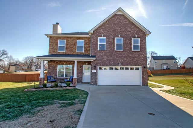 709 Evergreen Ct, Clarksville, TN 37040 (MLS #1891203) :: Berkshire Hathaway HomeServices Woodmont Realty
