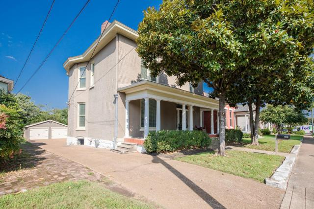 1007 15Th Ave S, Nashville, TN 37212 (MLS #1891736) :: DeSelms Real Estate